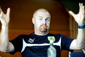 Championship transfer fees are still climbing, says Burnley boss Dyche
