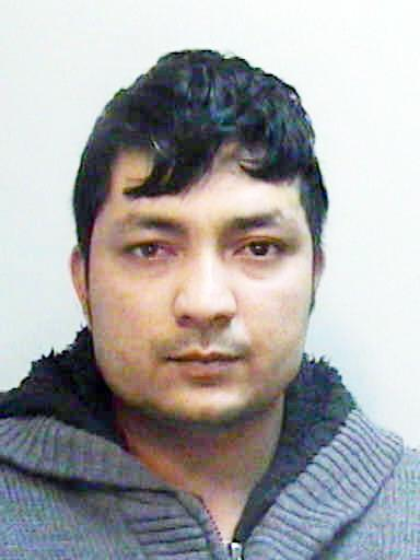 JAILED: Abdul Zabbar Khan